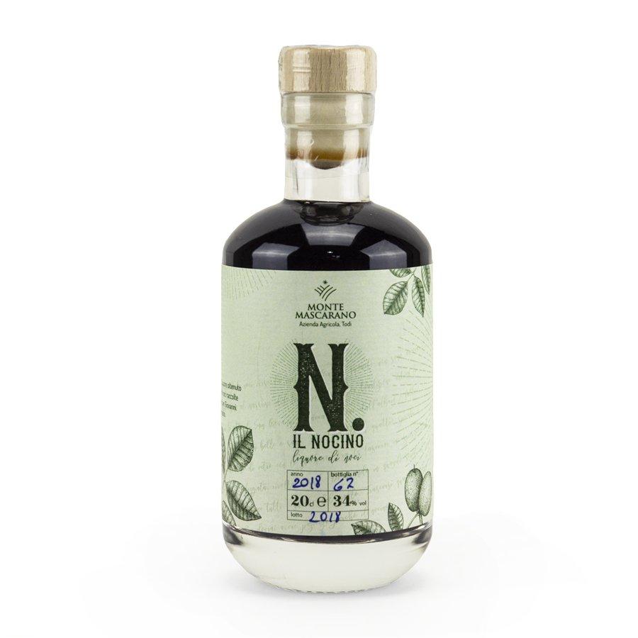 Il Nocino, liquore di noci